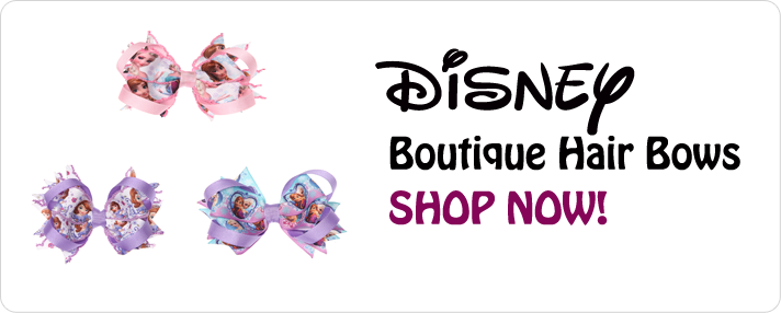 Disney Boutique Hair Bows